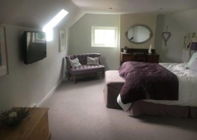 renovated bedroom